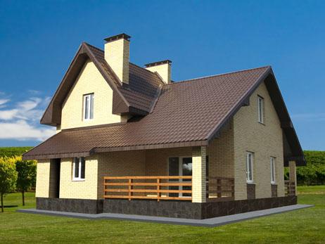 Каменный дом 125 кв. м.